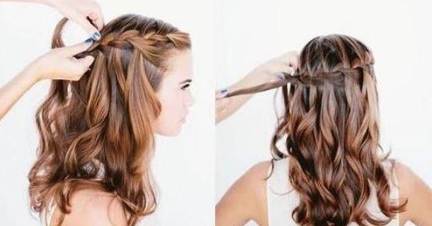 5 idées de coiffures simples avec des tresses