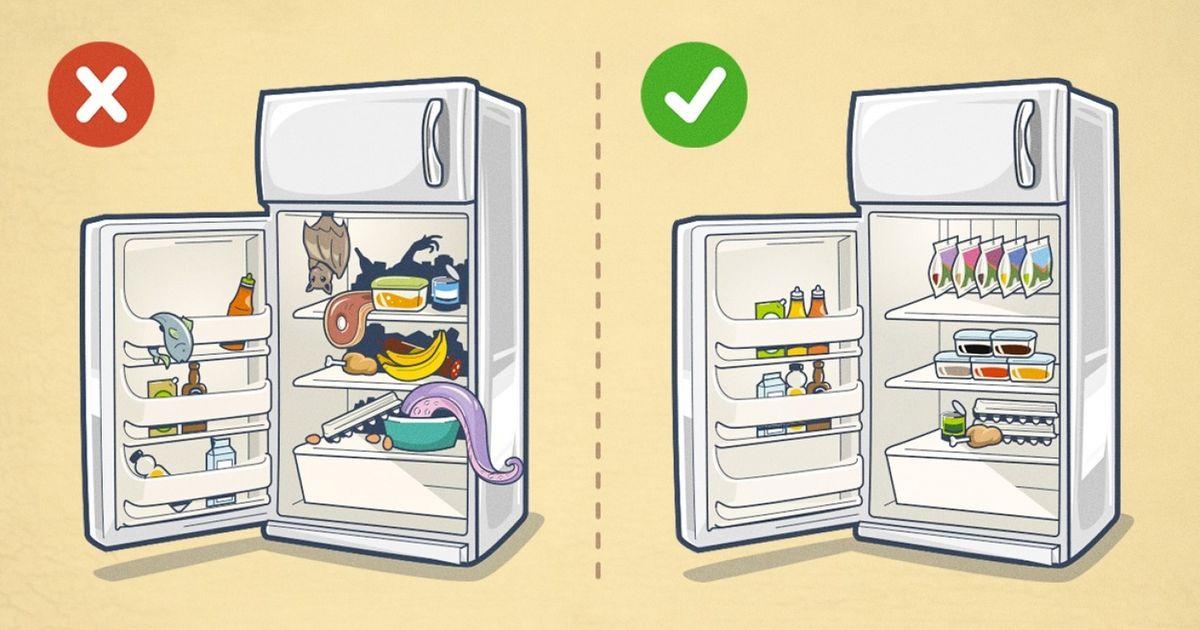 10Façons deranger ton frigo une bonne fois pour toutes