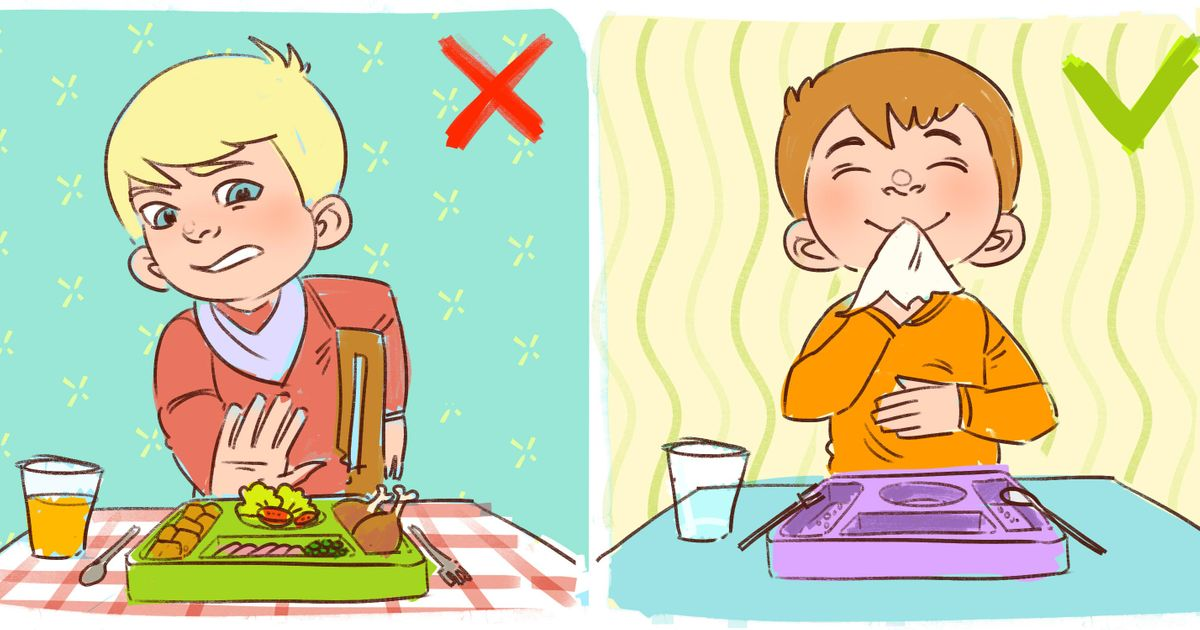 10Options dedéjeuner que tes enfants vont adorer
