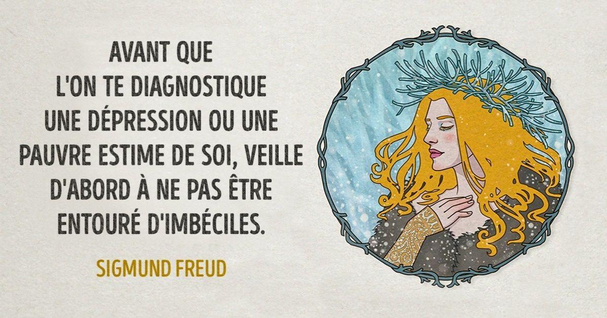 17Phrases deSigmund Freud qui nous apprennent des choses sur nous-mêmes