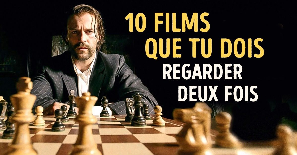 10Films sicompliqués que tudois les regarder deux fois