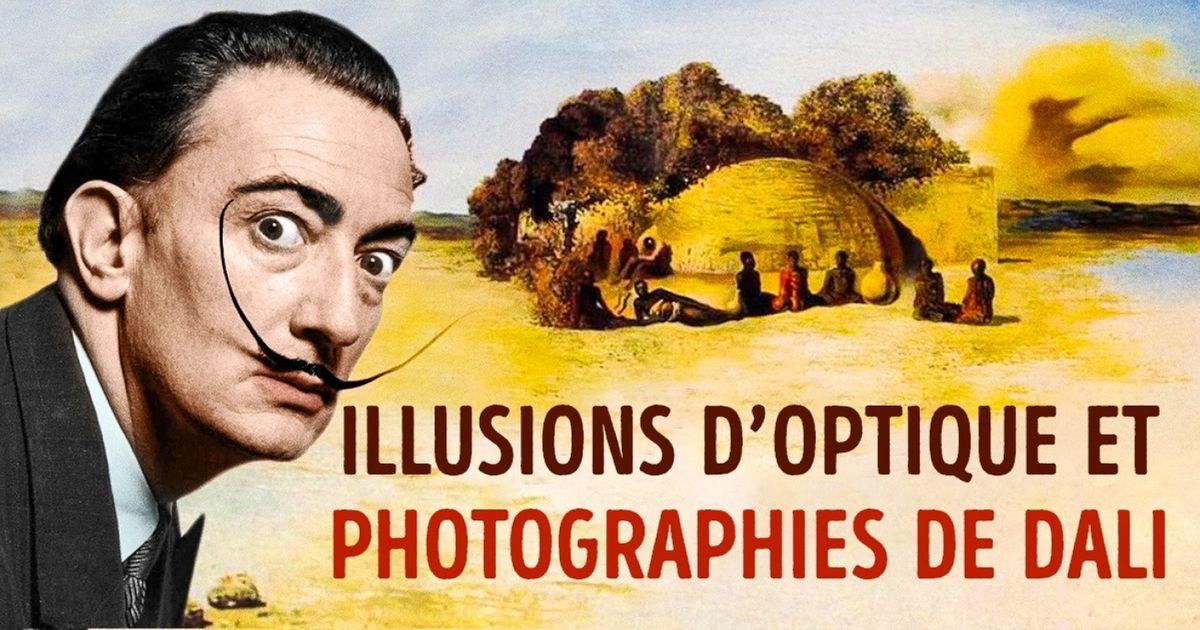 Unaspect dutravail deSalvador Dali que tuneconnaissais pas