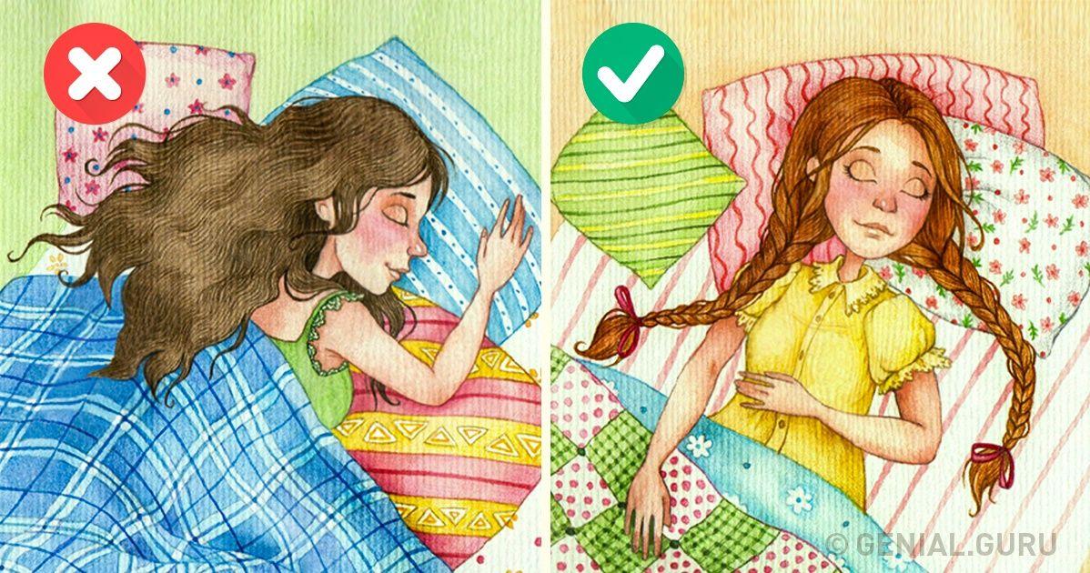 15Erreurs que tudois éviter pour maintenir tes cheveux enbonne santé