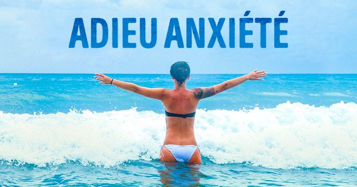5Conseils pour enfinir avec l'anxiété