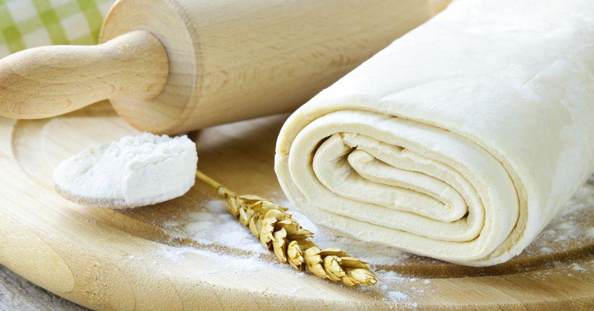 Lafaçon laplus facile depréparer lapâte feuilletée