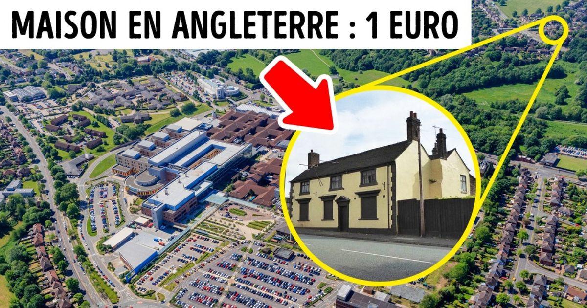 9 Endroits Du Monde Ou Tu Peux Acheter Une Maison A Un Euro