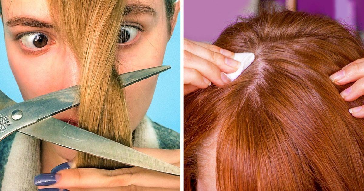 Les 15astuces pour cheveux que chaque fille devrait connaître