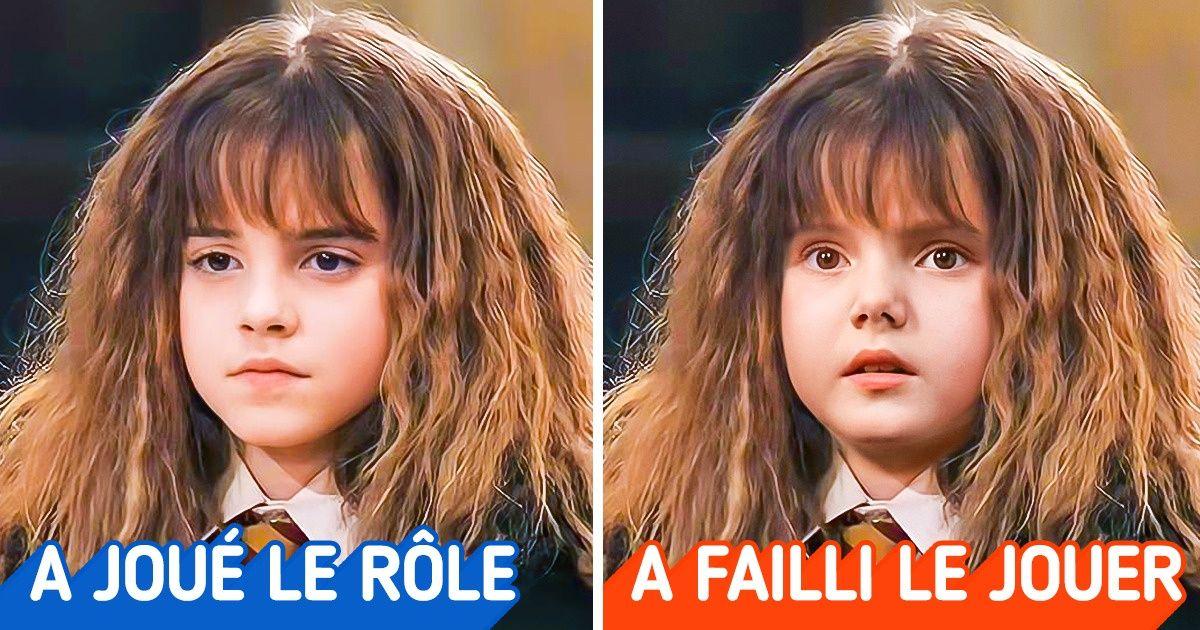 """14+ Acteurs qui ont failli jouer des personnages importants dans """"Harry Potter"""""""
