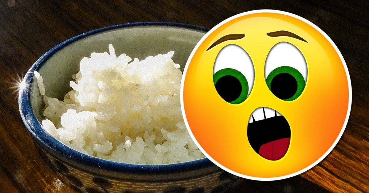 Comment faut-il cuisiner leriz blanc ?