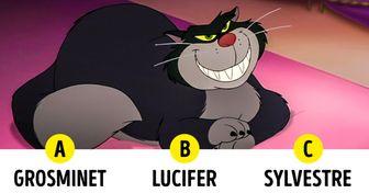 Test : voyons si tu connais les noms des félins les plus célèbres de l'univers Disney