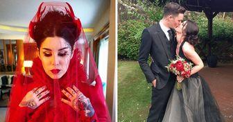 13 Célébrités qui sont sorties des sentiers battus et ont décidé de ne pas se marier en blanc
