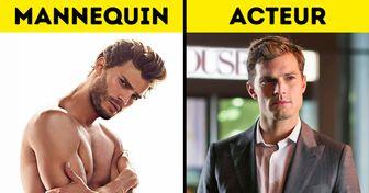 10 Acteurs qui ont commencé leur carrière comme mannequins