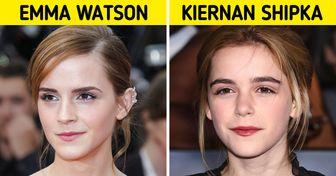 15 Duos de célébrités qui se ressemblent tellement, qu'elles pourraient être de la même fratrie