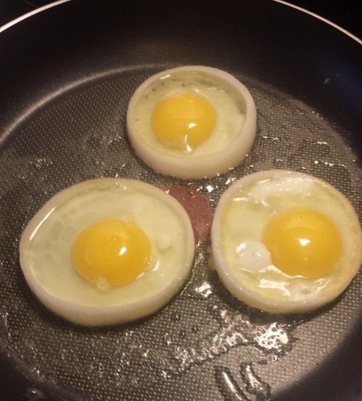 17 Internautes qui maîtrisent l'art culinaire à la perfection