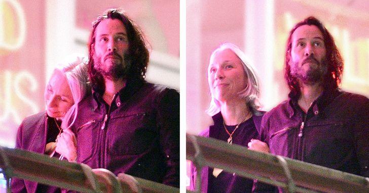La petite amie de Keanu Reeves révèle enfin la raison pour laquelle elle refuse de teindre ses cheveux gris
