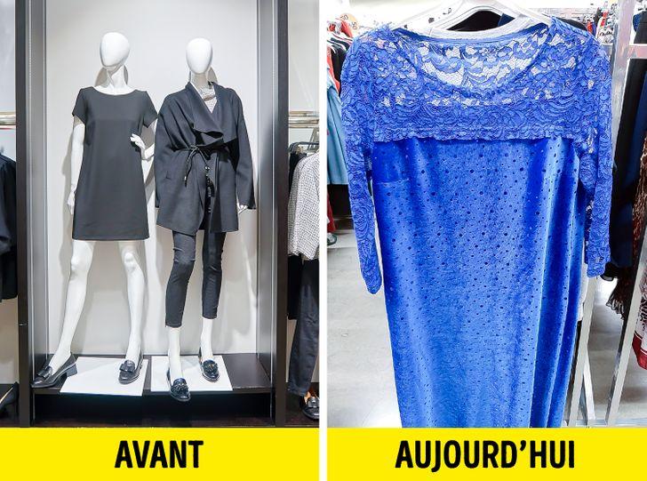 6 Raisons pour lesquelles les consommateurs n'achètent plus les habits dans les chaînes de magasins