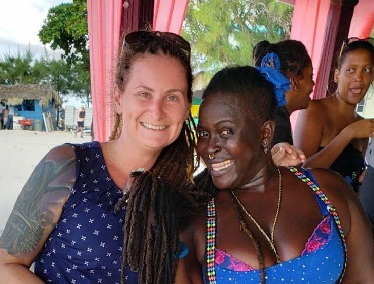 RENCONTRE FEMME JAMAIQUE