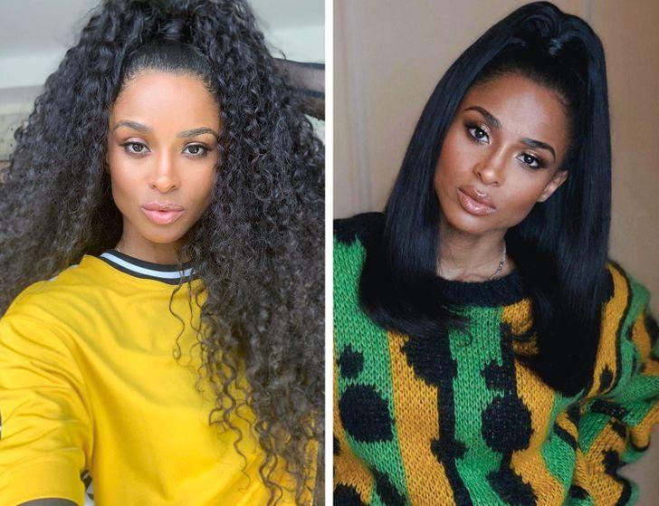 15 Célébrités qui sont resplendissantes avec leurs cheveux naturels