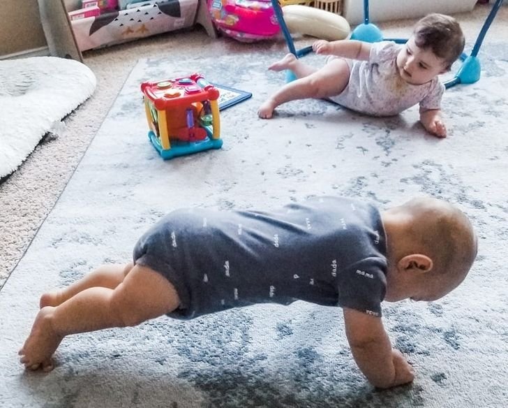 19 Photos qui prouvent qu'une vie avec des enfants est bien plus amusante