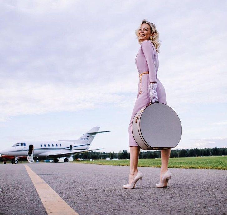 Séduire une Hôtesse de l'Air