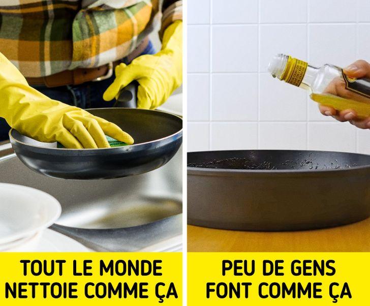 11 Astuces de nettoyage faciles et rapides pour ne pas faire le ménage pendant des heures comme Cendrillon 25a6dc5fe6be1b05bf0587a28b