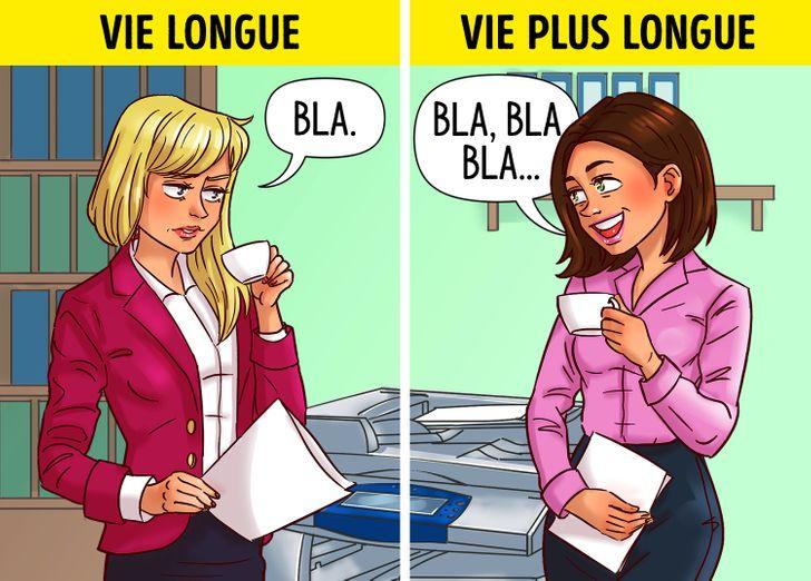 Selon une étude, les femmes qui parlent trop vivent bien plus longtemps