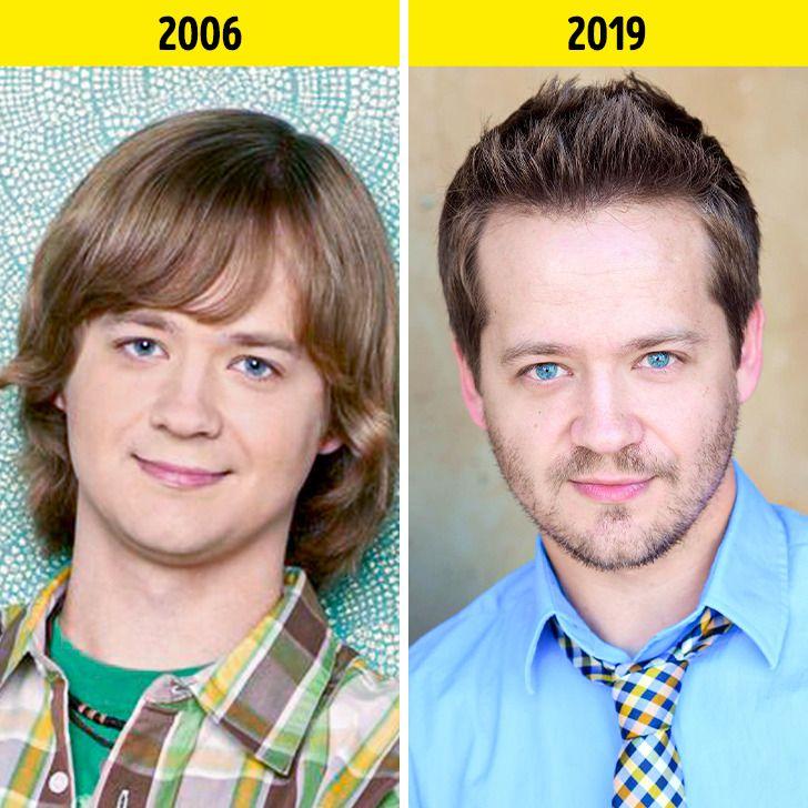Voici l'évolution des stars de Disney Channel qui ont disparu des écrans