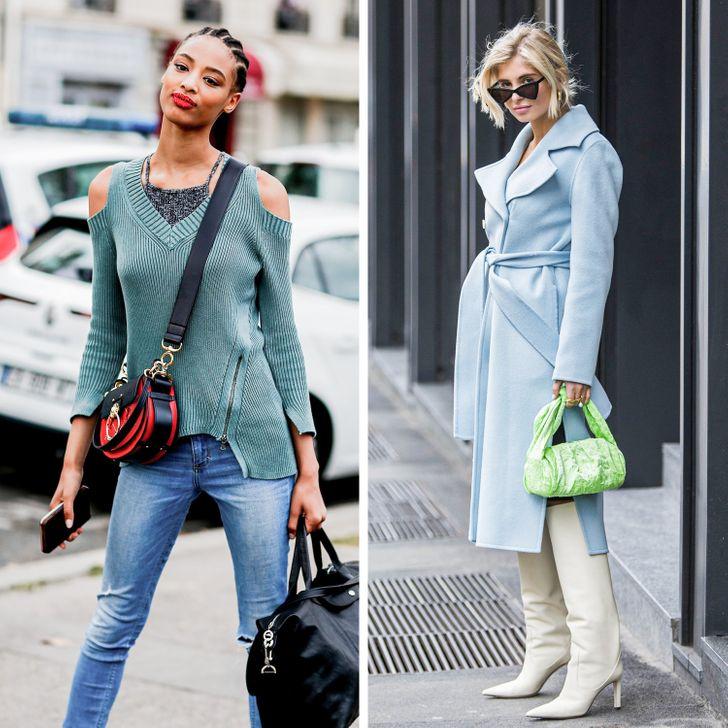 13 Assortiments de couleurs originaux auxquels la plupart des filles ne penseraient jamais en choisissant leur tenue