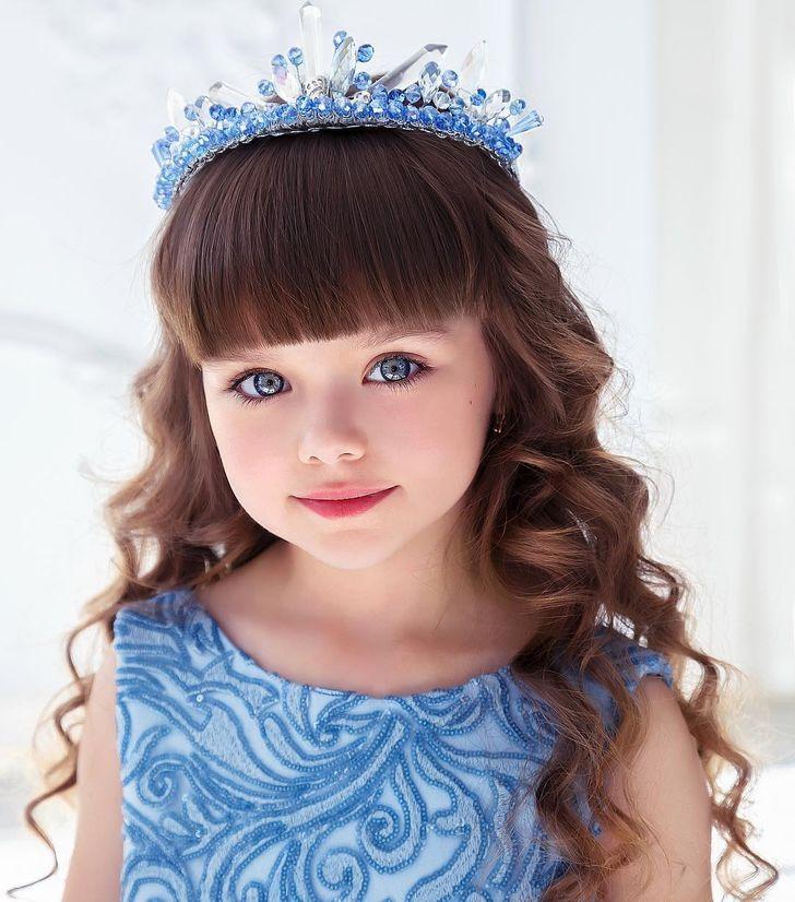 La plus jolie petite fille du monde a grandi. Voici à quoi elle ressemble aujourd'hui