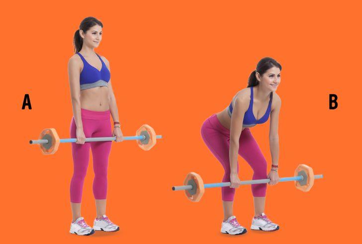 9 exercices à la mode pour avoir des fesses bien bombées