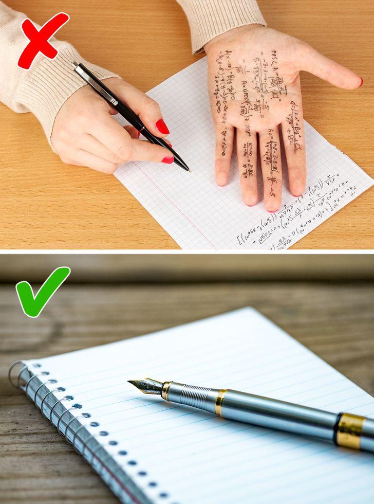Encessant d'écrire àlamain, onperd ces 7aptitudes importantes