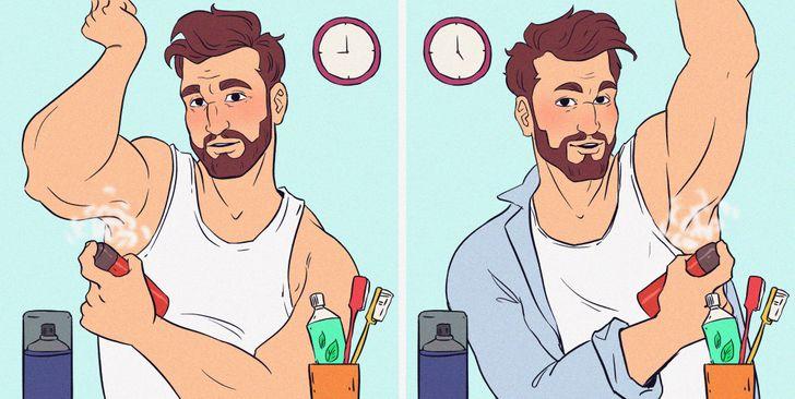 10 Moyens de te sentir frais/fraîche, même si tu n'as pas pris de douche depuis plusieurs jours