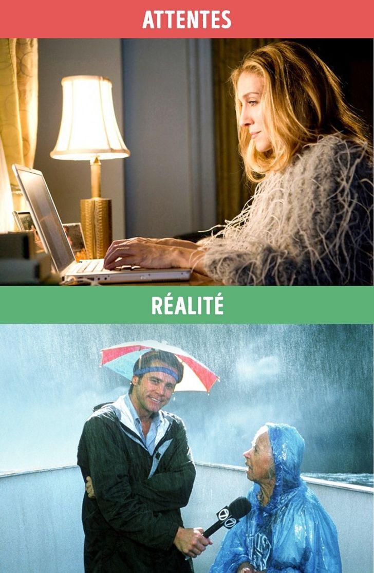 Les stéréotypes versus laréalité decertaines professions