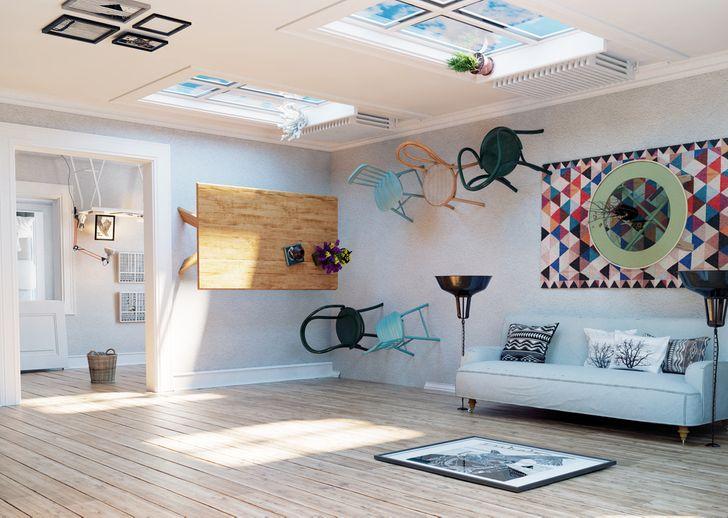 Un artiste numérique de Russie crée avec ses collages des mondes imaginaires incroyables